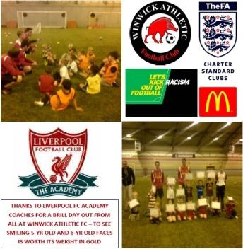 Liverpool Academy Visit 3nov2012