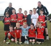 U10 Hawks Woolston Winners