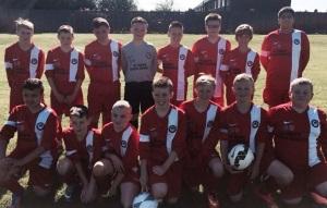 U13 Wolves Team 2014-15