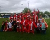 U11 Bears Cup Winners