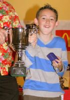 Patric Wilson Club Player of the Year 2009b